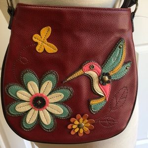 Chala Hummingbird Purse